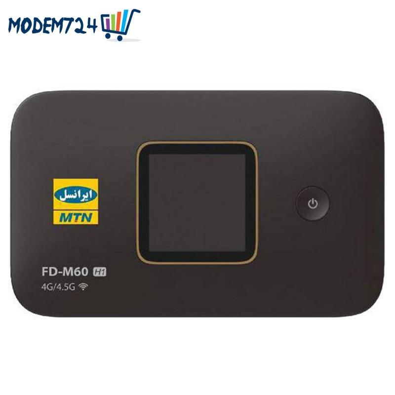 مودم همراه ایرانسل FD-M60 4G 4.5 ( آنلاک )